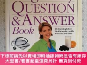 二手書博民逛書店The罕見DK Pregnancy Question & Answer Book擴大更新版 Dr Christop
