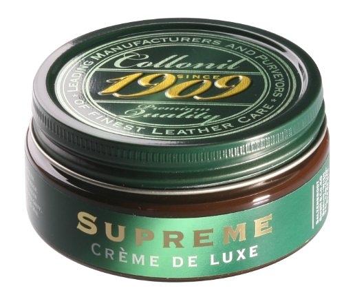 德國 Collonil 高光澤滋養護理霜(深咖啡色) Supreme Creme de Luxe 100ml