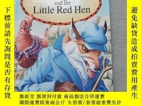 二手書博民逛書店FAVORITE罕見TALES The Sly Fox and the Little Red HenY3806