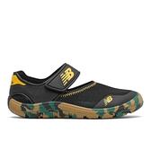 New Balance 迷彩黑色休閒童鞋-NO.YO208CK2