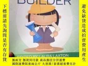 二手書博民逛書店The罕見Budding BuilderY15389 Laura