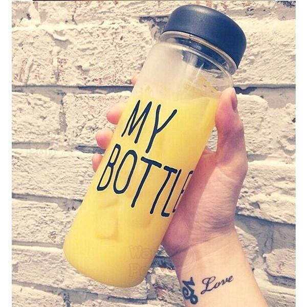 【00044】 TROT戀人 My bottle 隨身杯 隨手杯 水杯 水壼 (含收納袋) 檸檬杯 創意隨行杯