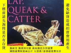 二手書博民逛書店英文原版罕見少兒繪本 Slap,squeak & scatter