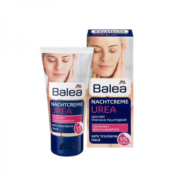德國-  Balea 尿素(日/夜)間護理霜   -現貨