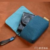 相機包mekee數碼相機包G7X3M2相機袋索尼RX100M6m7內膽包理光GR3GR 麥吉良品