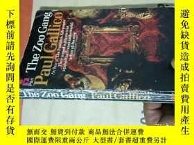 二手書博民逛書店THE罕見ZOO GANG PAUL GALLICOY10445