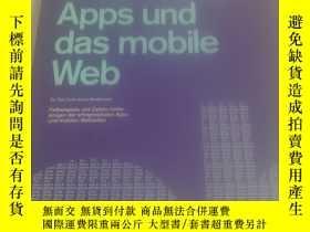 二手書博民逛書店Erfolg罕見in der hand:apps das mobile webY275310