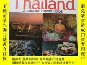 二手書博民逛書店thailand罕見A concise travel guide