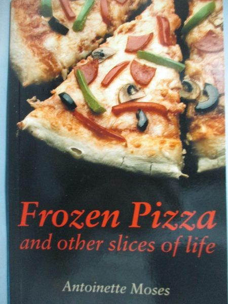 【書寶二手書T6/原文小說_LIP】Frozen Pizza and Other Slices of Life: Lev