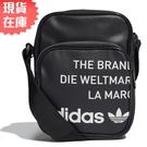 【現貨】ADIDAS VINTAGE MINI BAG 側背包 休閒 潮流 黑【運動世界】GN4445