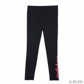 adidas 女 ESS LIN TIGHT 愛迪達 緊身長褲- S97157