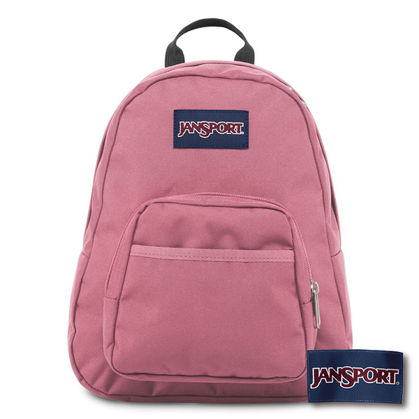 【JANSPORT】HALF PINT 系列小款後背包 -莓果慕斯(JS-43907)