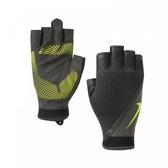 Nike Havoc Training Gloves [NLGB6079XL] 男 自行車 重量 動態 訓練 手套 黑黃