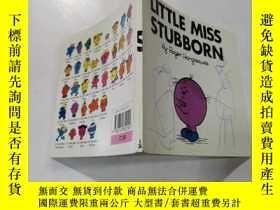 二手書博民逛書店little罕見miss stubborn: 倔強的小小姐26Y212829