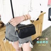 側背包 手機包女新款簡約單肩包韓版斜背包防水尼龍布藝戶外小包包媽媽包 5色