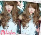 *╮Kinkee假髮╭*MIKIYO示範...