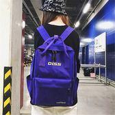 書包 書包女韓版原宿ulzzang高中學生校園帆布雙肩包新款潮ins超火背包·夏茉生活