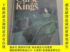 二手書博民逛書店The罕見Curse of the Kings [國王的詛咒] 精裝 英文 原版 館藏Y6318 VICTOR