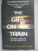 【書寶二手書T2/原文書_PBA】The Girl on the Train_Paula Hawkins