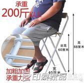 高腳凳子吧凳折疊椅子便攜家用釣魚凳簡約現代吧台凳靠背吧椅休閒CY 印象家品旗艦店