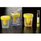 《Deltalab》塑膠液體採樣杯 Bottle, Screw cap, PP
