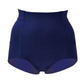 思薇爾-舒曼曲現系列64-82素面高腰平口束褲(經典藍)