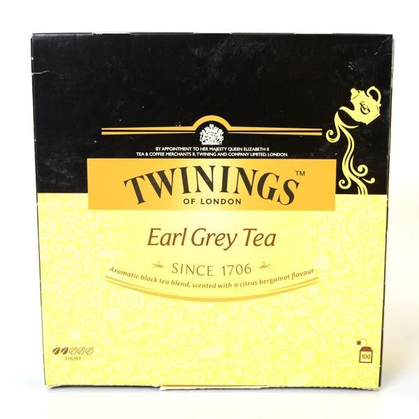 英國【TWININGS】皇家伯爵茶 2g*100入