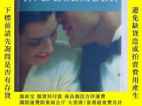 二手書博民逛書店A罕見Wedding in December 【英文原版】Y14