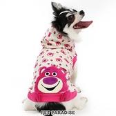【PET PARADISE 寵物精品】DISNEY 玩具總動員熊抱哥連帽上衣 (3S/SS/S) 狗衣服 寵物用品 寵物衣服