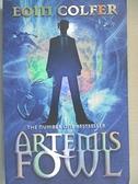 【書寶二手書T1/原文小說_B2Y】Artemis Fowl_Eoin Colfer