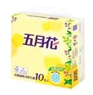 五月花花園版抽取式衛生紙100抽10包