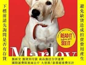 二手書博民逛書店Marley:罕見A Dog Like No Other-馬利:一只與眾不同的狗Y346464 Grogan,
