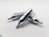 攜帶式螺紋帶牙CO2打氣補充氣鋼瓶-3入
