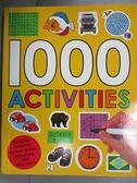 【書寶二手書T8/少年童書_BM2】1000 Activities_Priddy Roger