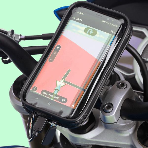ktm tomtom trywin 2 deluxe laser selfie摩托車手機座機車導航支架自行車手機架子車架