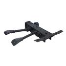 電腦椅維修 鋼板底盤 F04 (二功能插...