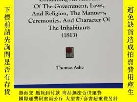 二手書博民逛書店History罕見Of The Azores Or Western IsIands:Containing An A