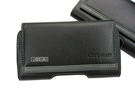 CITY BOSS 牛皮真皮 腰掛式手機皮套 SONY Xperia XZ1 /XA1 Plus /XZ Premium /XA1 Ultra /XA Ultra 腰掛皮套 A02