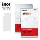 iMOS Apple iPhone X/Xs 3SAS 背面保護貼