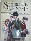 【書寶二手書T6/原文小說_ICR】The Dark Lady_Adler, Irene/ Bruno, Iacopo (ILT)