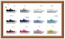 ★7052❤ 愛麗絲的最愛☆百搭最愛流行色彩基本款大尺碼帆布鞋 (現貨+預購)