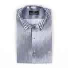 【南紡購物中心】【PIERRE BALMAIN 皮爾帕門】長袖襯衫-深藍條紋(F2)