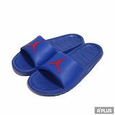 NIKE 拖鞋 JORDAN BREAK SLIDE 寶藍紅-AR6374416