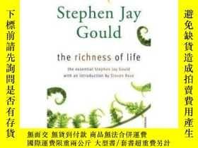 二手書博民逛書店The罕見Richness Of LifeY364682 Stephen Jay Gould Vintage