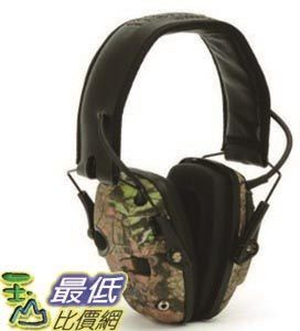 [104美國直購] 耳罩式 抗噪耳機 Howard Leight by Honeywell R-01530 Impact Sport Camo Electronic Shooting Sports Earmuff