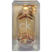 Calvin Klein CK ONE GOLD中性淡香水(100ml)【小三美日】2017限量版