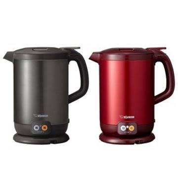 象印快煮壺CK-EAF10 (CK-EAF10-RA紅色/CK-EAF10-TA深棕色)