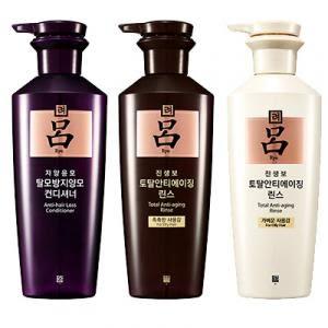 Ryoe 呂_漢方頂級洗髮精 400mL 多款 紫瓶/棕瓶/白瓶