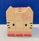 【震撼精品百貨】Hello Kitty 凱蒂貓~三麗鷗 KITTY復古魔術方塊玩具*04452