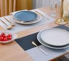 餐桌墊隔熱墊北歐西餐墊PVC家用